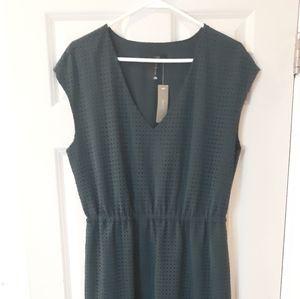 NWT Forest Green J.Crew Tall Dress